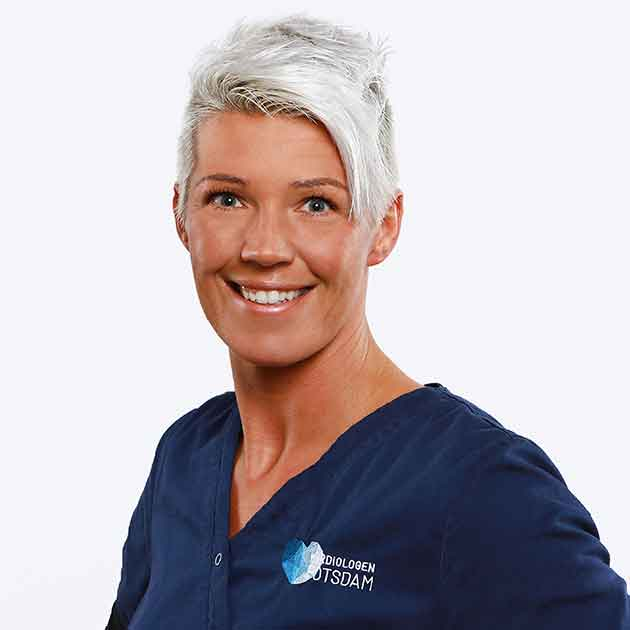 Kardiologie Potsdam Kiok Innere Medizin Team Stefanie